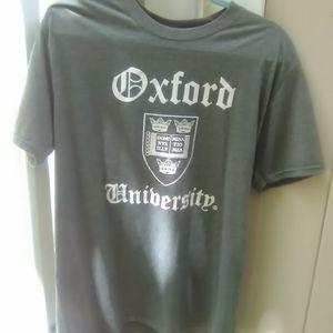 Oxford University men's t